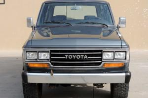 FJ-62, California Original, One Owner, 100% Rust Free, 1989 Land Cruiser, A+++