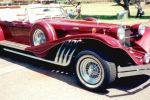 Sparks d'Elegance-Extremely Rare Neo Classic Car-like Duesenberg / Sparks Turbo Photo