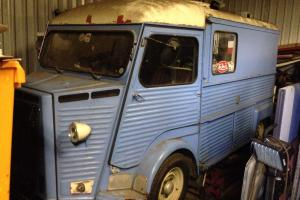 3 Citroen HY VANS, 1 FULL CAMPER SWB TAX FREE & 1 CATERING & 1 LWB + PARTS