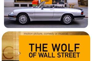 Hollywood Movie Car now appearing in Scorsese's The Wolf of Wall Street