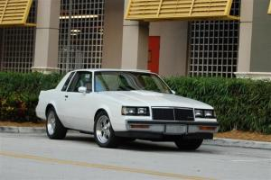 1986 Buick Regal T-Type / Grand National 3.8 SFI Turbo