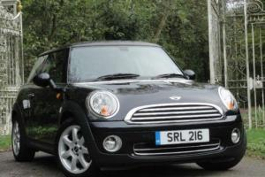 Mini Hatch Cooper Hatch Cooper 3dr PETROL MANUAL 2007/6