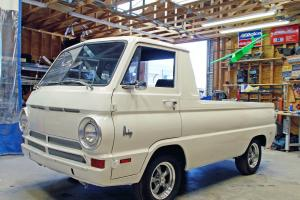 1970 DODGE A100 TRUCK RARE! 318 V8, 727 AUTO, CALIFORNIA TRUCK!!! RUNS GREAT!!!