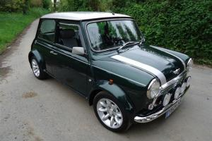 2001 Y ROVER MINI COOPER SPORT 500 ON 25900 MILES FROM NEW !!