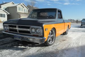 1968 GMC SHORTBED,350/350