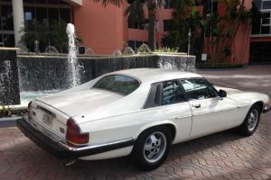 1986 Jaguar XJS Base Coupe 2-Door 5.3L