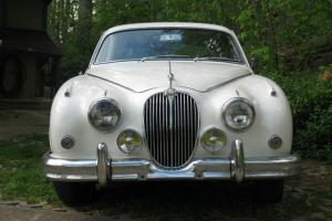 1967 Jaguar Mark 2 340 conversion