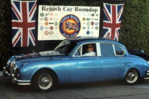 Jaguar 1965,  3.8 Mark II Classic Photo