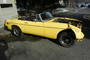 1978 MGB for Parts or Rebuild