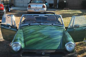 MG Midget  Low reserve