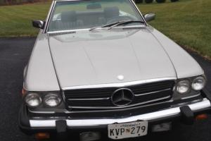 1980 450SL convertible GREAT VALUE $6,900.00