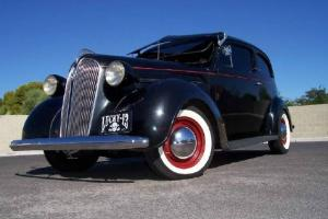 1937 plymouth, 2 door sedan,... hotrod, rat rod, scta, street rod, hot rod