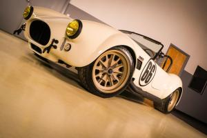 *NEW* BACKDRAFT RT3 VMS 427 570HP 66 EDITION PEPPER WHITE INCREDIBLE BUILD LEVEL