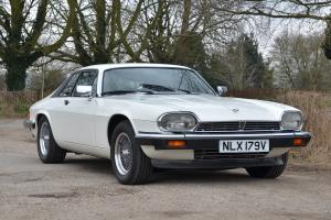 1980 JAGUAR XJS V12 AUTO WHITE  Photo