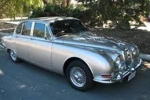 Jaguar s type 3.8 auto 1966 67k miles 1 previous owner restored / recomissioned