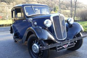 1936 Morris 8, series 1, great example of a pre war icon.