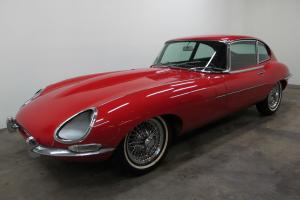 jaguar e type series 1  Photo