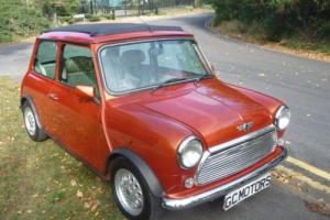 Rover Mini Balmoral with Full Sunroof