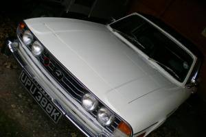 Triumph Stag automatic , Recon engine ,tax exempt , new trim , new gearbox !!