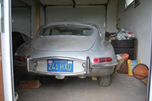 Jaguar E-Type --- 1962 --- 3.8ccm --- Barn find