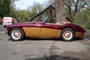 1961 Austin Healey 3000 BT7 Mk 1 Photo