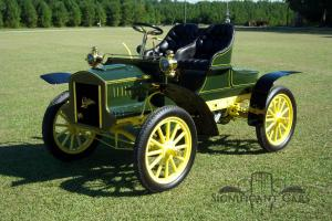 1905 Cadillac Model E Runabout - Fresh Restoration! AACA Nat'l First Place!