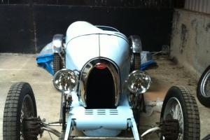 Bugatti Recreation