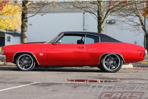 1972 Chevelle Supercharged 350 - Baer Disc Brakes, 12 Bolt Posi, Buckets & More