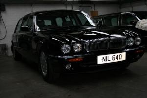 Black 1999 Daimler 6 Door Limousine by Wilcox/Eagle Auto 3980cc (not a Hearse)