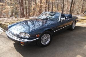 1989 Jaguar XJS Convertible - 5.3L V12 Photo