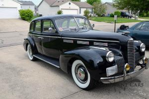 1940 LaSalle Sedan - Nicely Restored! Drive It Home!