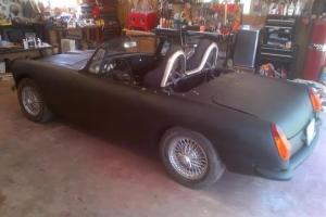 1972 MGB Modified Fun Head Turner - What is that?