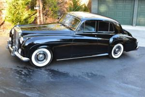 1958 ROLLS ROYCE SILVER CLOUD Photo