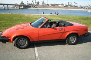 1979 Triumph TR7 - Original Owner Photo