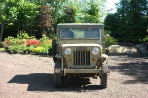 1965 KAISER JEEP / M 606  / MILITARY ISSUE.