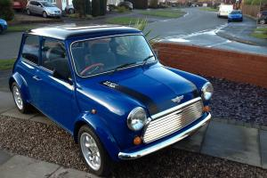 MINI 1275 SPI SPRITE. EXCELLENT, ONLY 2 OWNERS. Photo