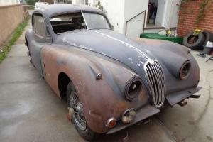 1956 Jaguar XK140 MC Fixed Head Coupe all original