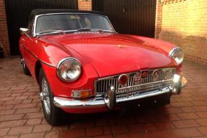 1970 MGB Roadster 1800 convertible