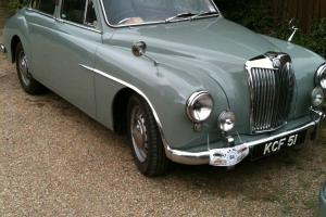 MG Magnette Photo