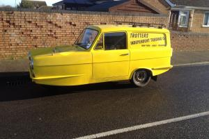 RELIANT REGAL SUPERVAN 3 Photo