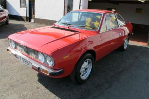 1978 LANCIA BETA COUPE 1.6 LITRE MANUAL 1 PREVIOUS OWNER
