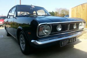 FORD CORTINA MK2 GT 2 DOOR, BARN FIND, VERY ORIGINAL, LOTUS ETC