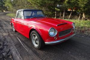 1967 DATSUN 1600 FAIRLADY ROADSTER , CALIFORNIAN IMPORT RUST FREE