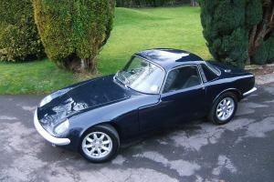 1967 LOTUS ELAN FHC,FULL SPYDER ENGINEERING CONVERSION,PLUS MORE.9500 MILES..