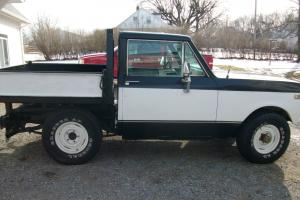 1976 International Scout II Traveler Sport Utility 2-Door 5.0L