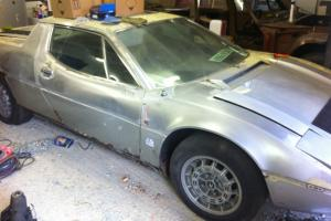 Maserati Merak ss rhd for restoration