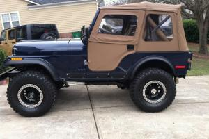 1980 Jeep CJ5 Excellent Condition