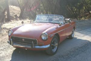 1972 MGB *Great Driver and Project*