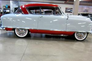 1951 Nash Rambler Country Club Cosmetic restoration paint and interior very nice