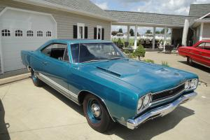 1968 PLYMOUTH GTX NUT & BOLT frame-off restoration  hot-rod(all-new)440-ci-375hp